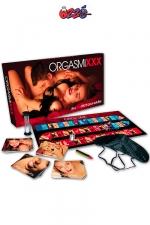 Jeu coquin Orgasmixxx : Jeu XXXcitant pour adultes ORGASMIXXX... Le jeu dont le nom dit tout!